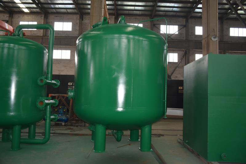 The purpose and principle of vacuum pump in sewage treatment