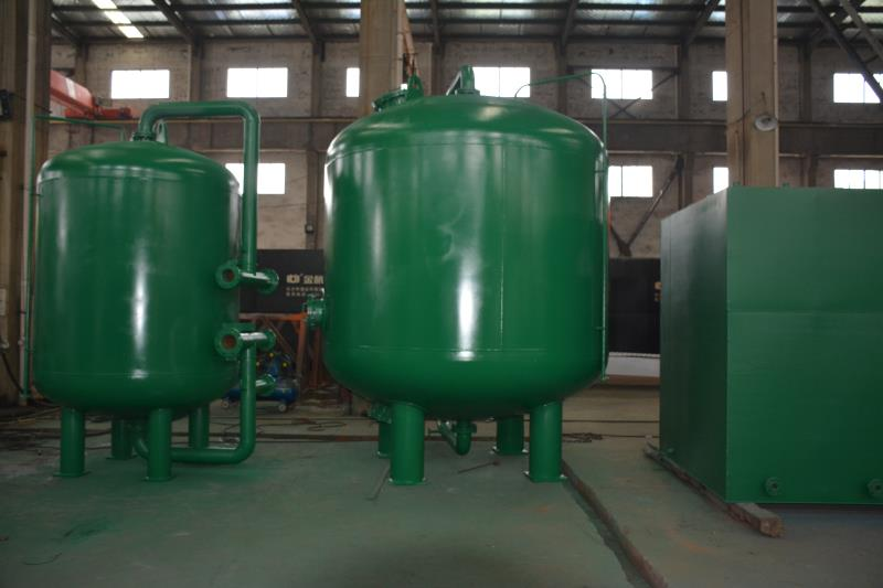 Common types of small sewage treatment equipment